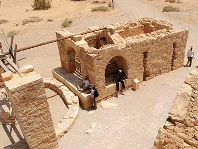 Qusayr 'Amra, Jordan
