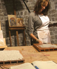Historic lime mortars Workshop